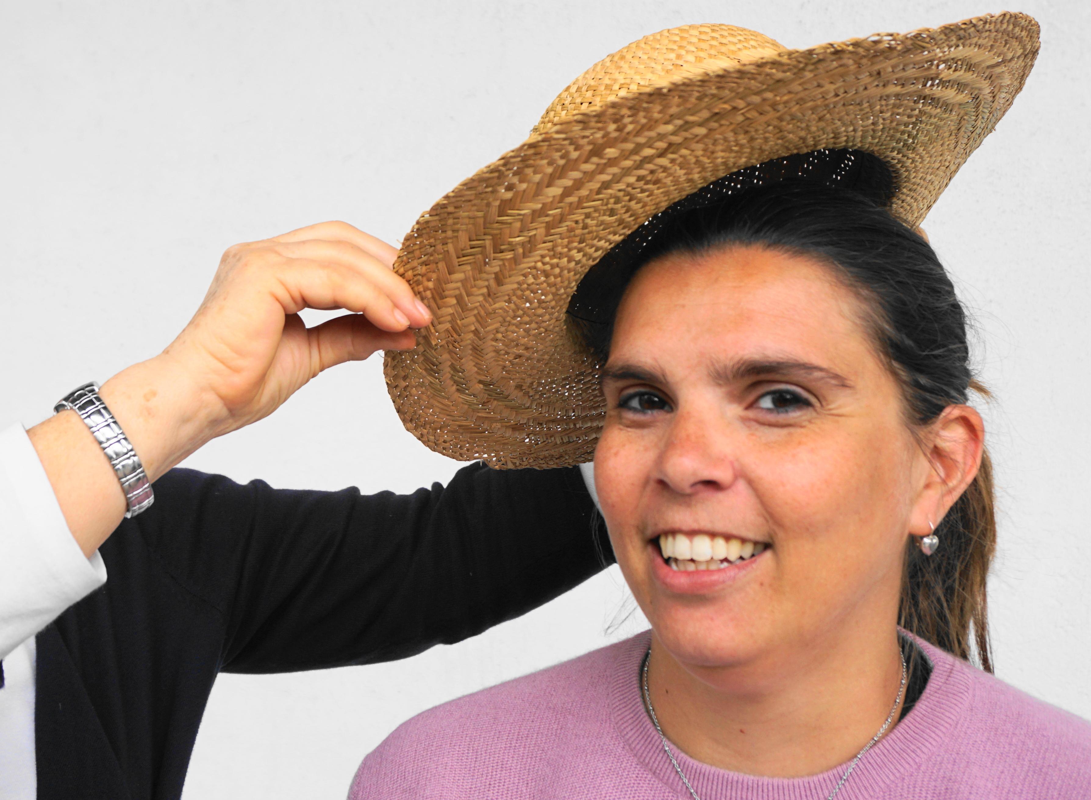 indossa il mio cappello