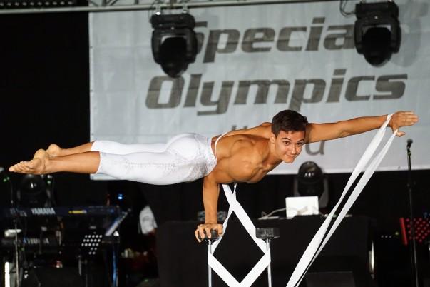 atleta special olympics